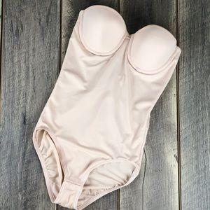Flexees Shapewear Nude size 36B